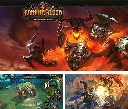 Burning blood: War between races
