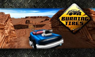 Burning Tires poster