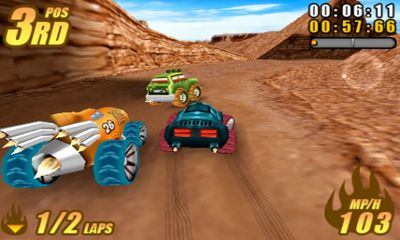 Download Burning Tires Android free game.