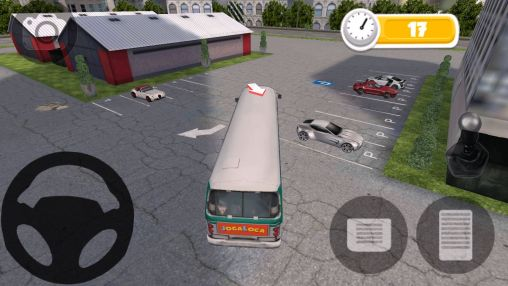 Bus parking HD screenshot 5