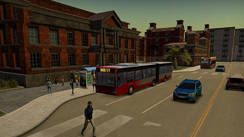 Bus simulator 17 screenshot 4