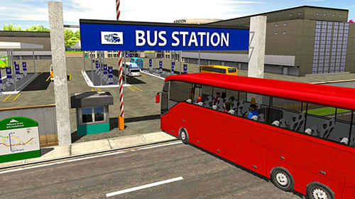 Bus simulator 2019 screenshot 2