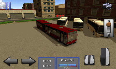 Bus Simulator 3D screenshot 6
