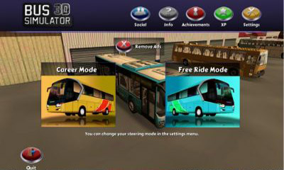 Bus Simulator 3D screenshot 1