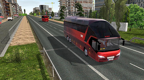 Kostenloses Android-Game Bus Simulator: Ultimate. Vollversion der Android-apk-App Hirschjäger: Die Bus simulator: Ultimate für Tablets und Telefone.