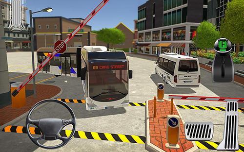 Гра Bus simulator 17 на Android - повна версія.