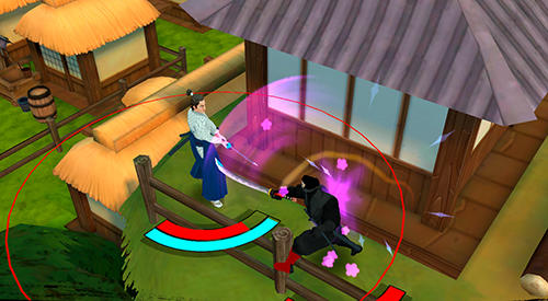 Screenshots von Bushido saga: Nightmare of the samurai für Android-Tablet, Smartphone.