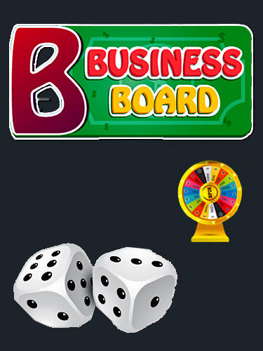Business board poster