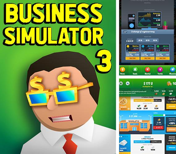 Business simulator 3: Clicker