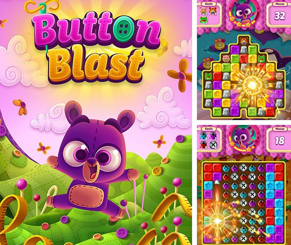 In addition to the game Starside: Celebrity resort for Android phones and tablets, you can also download Button blast for free.