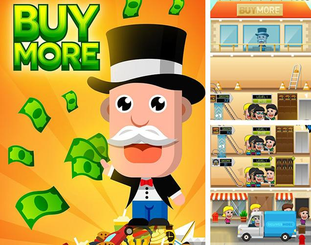 Buy more: Idle shopping mall manager