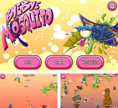 In addition to the game Monster Stack 2 for Android phones and tablets, you can also download ByeBye Mosquito for free.