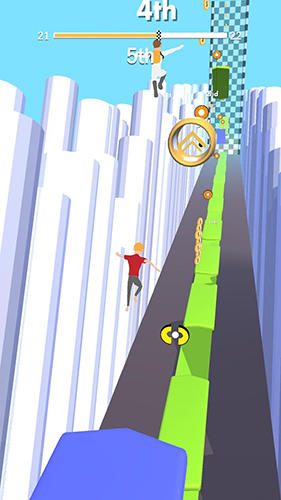Cable swing screenshot 1