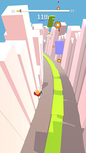 Cable swing screenshot 5