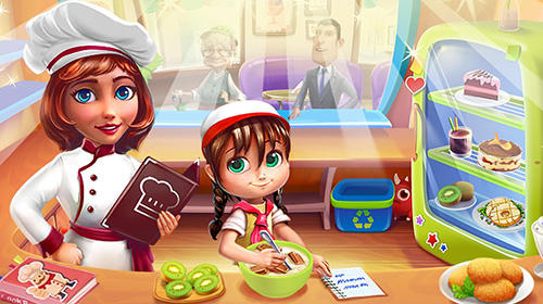 Cafe: Cooking tale screenshot 1