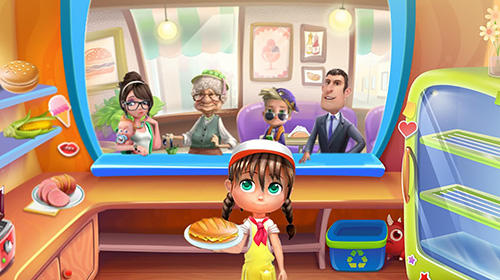 Cafe: Cooking tale screenshot 2