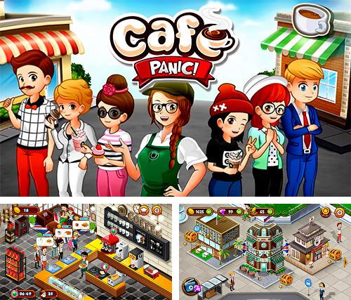 Cafe panic: Cooking restaurant