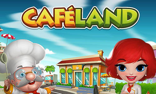 Cafeland: World kitchen poster