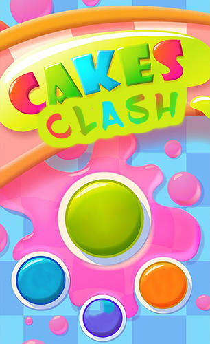 Cakes clash poster