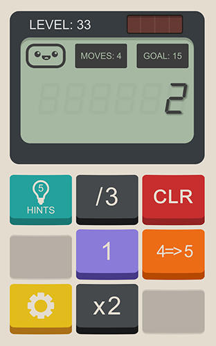 Juega a Calculator: The game para Android. Descarga gratuita del juego Calculadora: Juego .