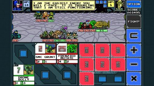 Calculords screenshot 1
