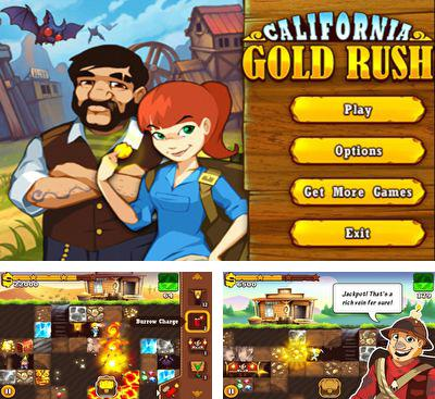 In addition to the game Gem Miner 2 for Android phones and tablets, you can also download California Gold Rush! for free.