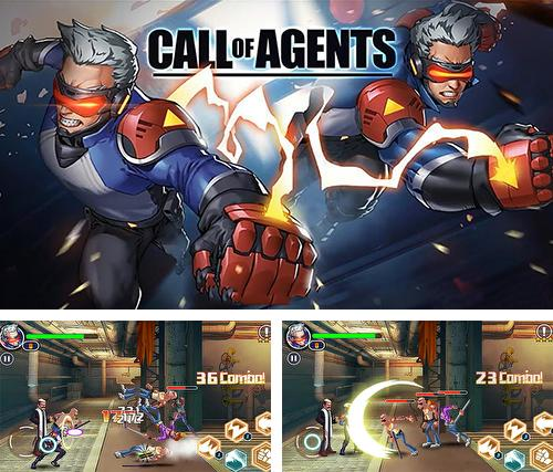 In addition to the game Call of agents for Android, you can download other free Android games for Explay Planet.