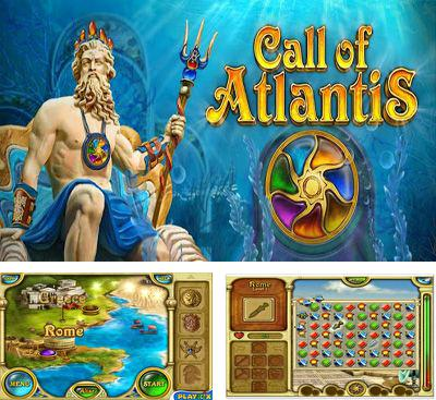 In addition to the game Fishdom Spooky HD for Android phones and tablets, you can also download Call of atlantis for free.