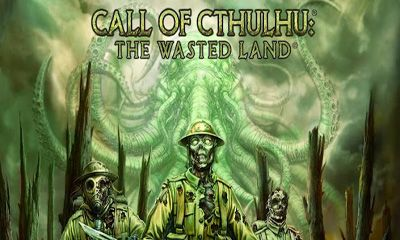 Call of Cthulhu Wasted Land
