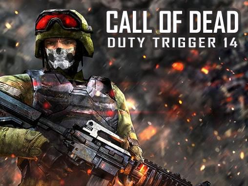 Call of dead: Duty trigger 14 poster