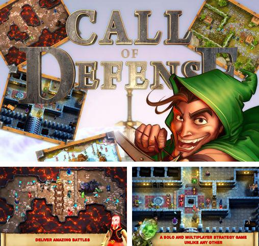 In addition to the game The wars 2: Evolution - Begins for Android phones and tablets, you can also download Call of defense TD for free.