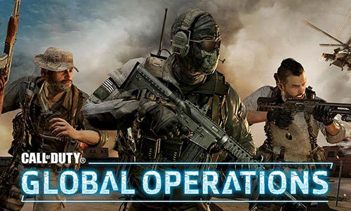Call of duty: Global operations poster