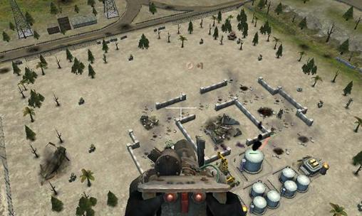 Screenshots do War zone: World of rivals - Perigoso para tablet e celular Android.
