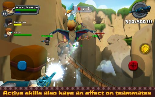 Call of mini: Dino hunter für Android spielen. Spiel Call of Mini: Dino Jäger kostenloser Download.