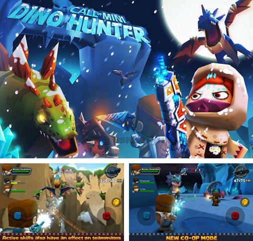 In addition to the game Monster Shooter 2: Back to Earth for Android phones and tablets, you can also download Call of mini: Dino hunter for free.