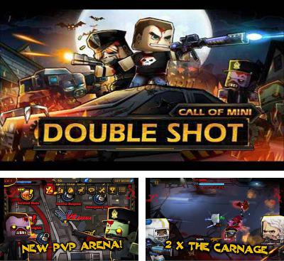 In addition to the game Call of Mini: Brawlers for Android phones and tablets, you can also download Call of Mini Double Shot for free.