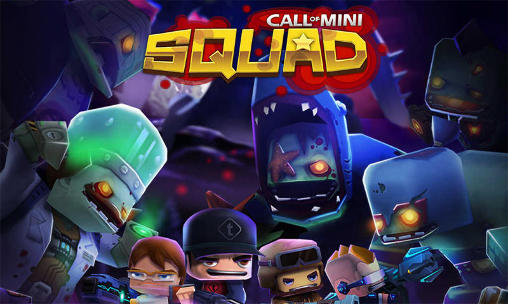 Call of mini: Squad poster