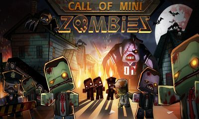 Call of Mini - Zombies poster