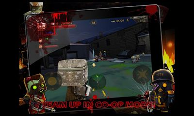 Call of Mini - Zombies screenshot 3