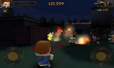 Call of Mini - Zombies screenshot 4