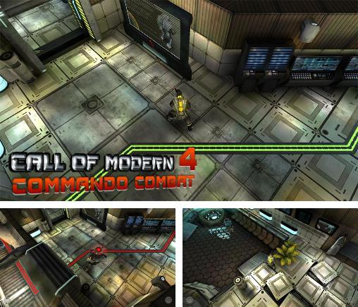 In addition to the game Expendable Rearmed for Android phones and tablets, you can also download Call of modern commando combat 4 for free.