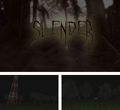 In addition to the game Slender: The Asylum for Android phones and tablets, you can also download Call of Slender for free.