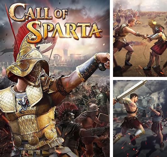 In addition to the game Call of Sparta for Android, you can download other free Android games for Fly Glory.