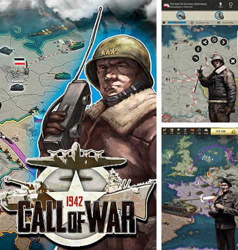 Call of war 1942: World war 2 strategy game