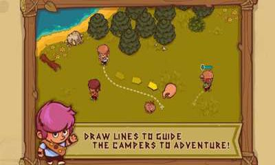 Download Campers! Android free game.