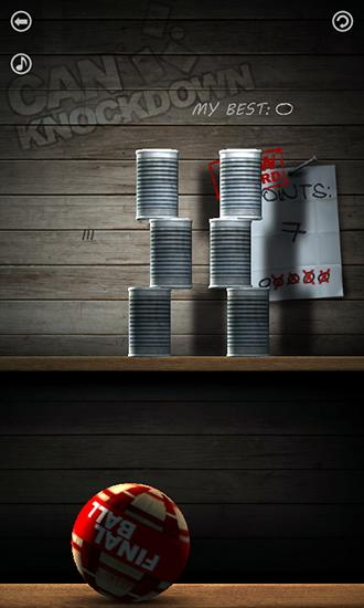 Can knockdown скриншот 2