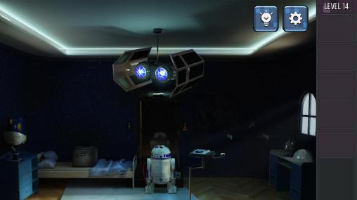 Screenshots do Can you escape 4 - Perigoso para tablet e celular Android.