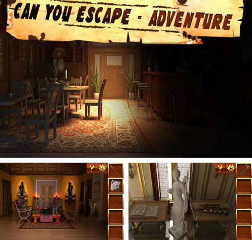En plus du jeu La guerre galactique pour téléphones et tablettes Android, vous pouvez aussi télécharger gratuitement Tu pourras t'eclipser:aventure, Can you escape: Adventure.