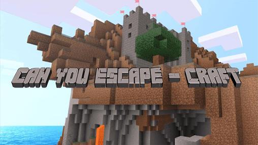 Can you escape: Craft обложка
