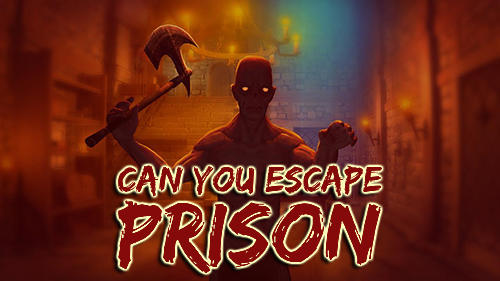Can you escape. Fear house: Prison poster